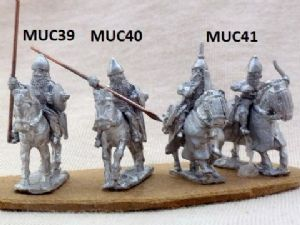 MUC39 Ghulam/standard bearer, long  coat